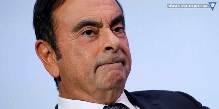 Nissan'ın CEO'su Japonya'da tutuklandı