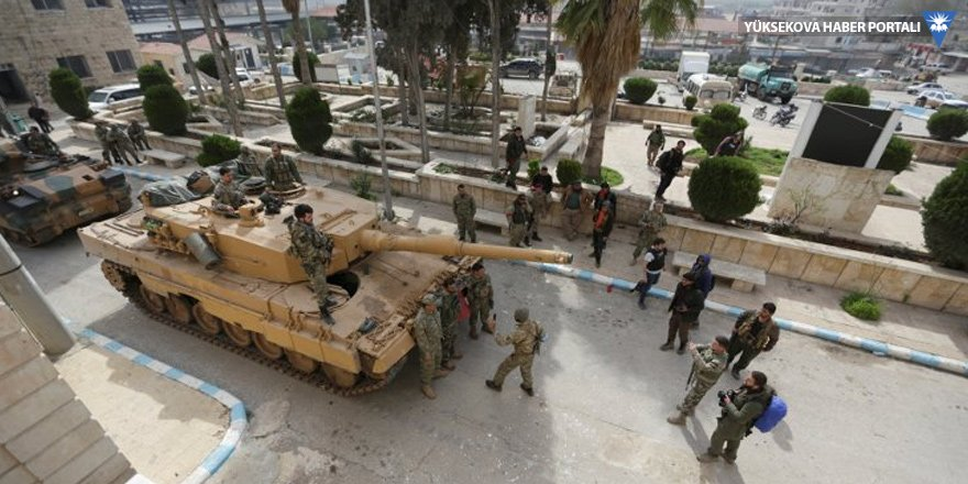 Afrin'de ÖSO içi çatışma çıktı, TSK müdahale etti