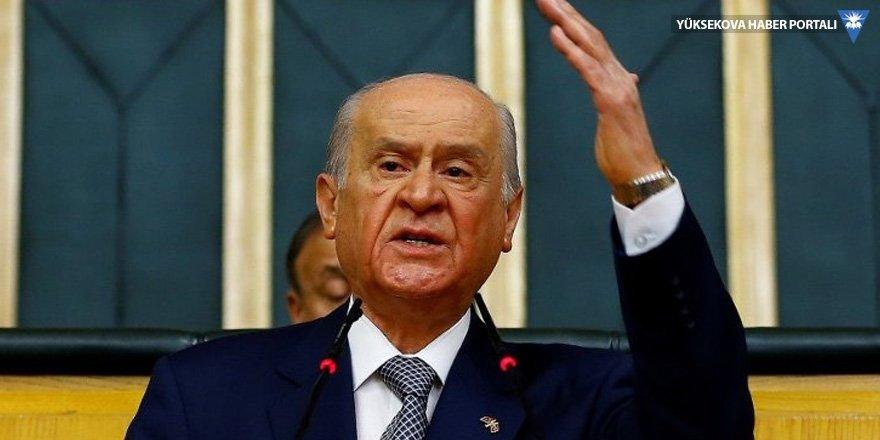 MHP Genel Başkanı Devlet Bahçeli: Cumhur İttifakı'nın devamı milli beka için mecburidir