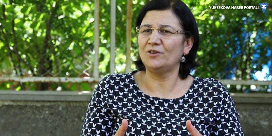 Leyla Güven'e ceza: İşten yoksun bırakılacak!