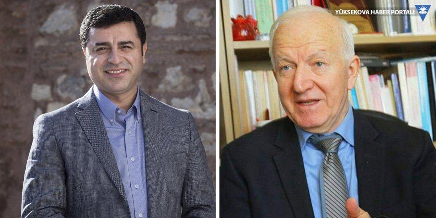 CHP'li Kaboğlu: Demirtaş, Anayasa gereğince serbest bırakılmalı