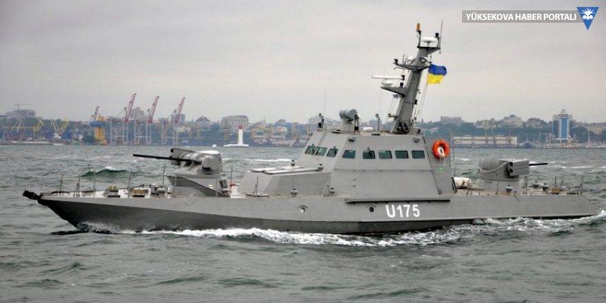 Rusya Kerç Boğazı'nı açtı, gemiler bırakıldı