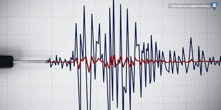 Marmaris'te 4.1'lik deprem