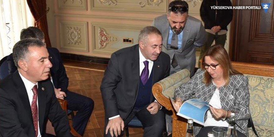 YÜTSO, Ticaret Bakanı Ruhsar Pekcan ile görüştü