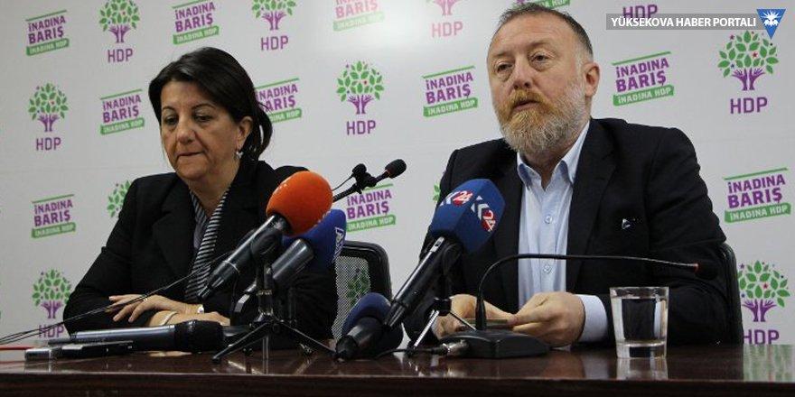 HDP'den Kılıçdaroğlu'na saldırı tepkisi: En sert biçimde kınıyoruz