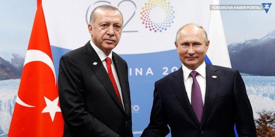 Putin: Şam'ın Kürtlerle diyaloğunu destekliyoruz