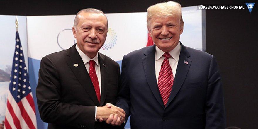 Erdoğan-Trump görüşmesi: Mülteciler toplama kamplarına hapsedilemez