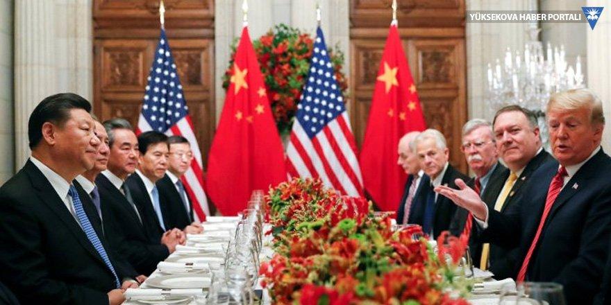 Trump'tan geri adım: Çin'le ticaret savaşı ertelendi