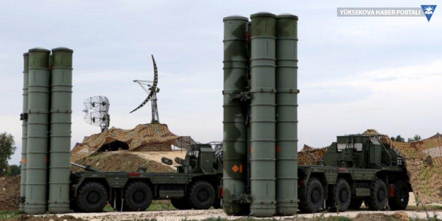 Pentagon: Türkiye'nin S-400 alımı ABD için riskler yaratıyor