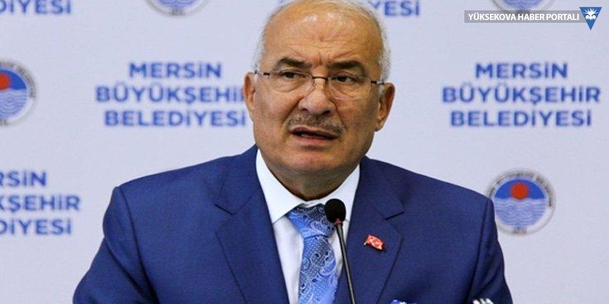 MHP'den istifa eden Mersin Belediye Başkanı Kocamaz yeniden aday