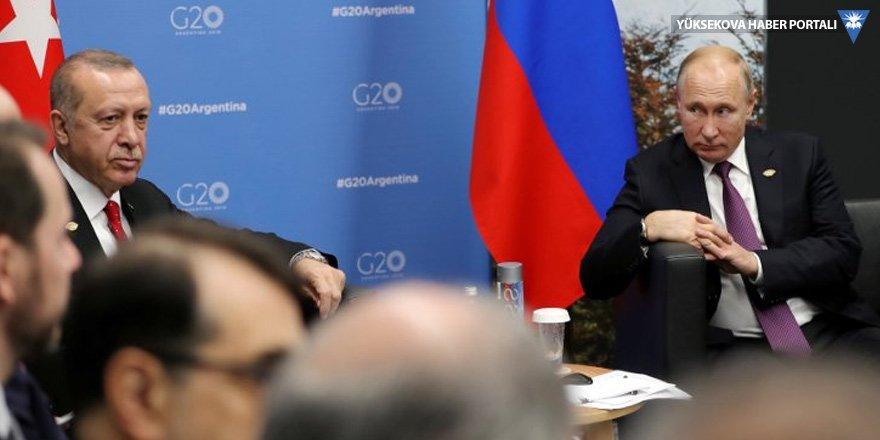 Lavrov: Putin ile Erdoğan anlaştı