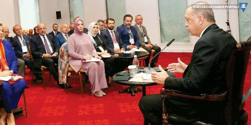 Erdoğan: Kaşıkçı için BM'yi devreye sokabiliriz