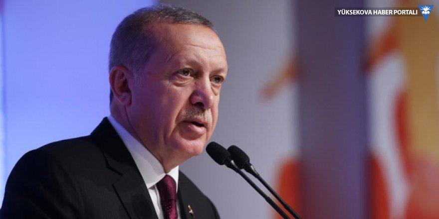 Erdoğan'dan Menbiç gelişmesine ilk yorum