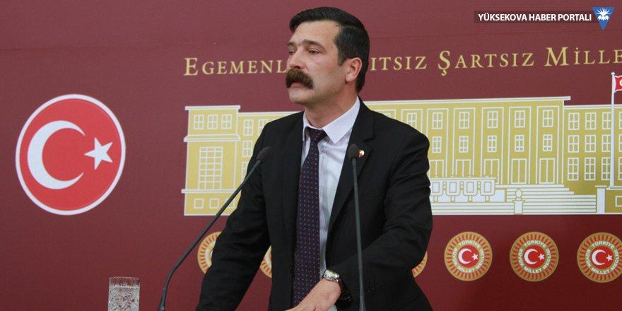 Erkan Baş: Sokağa çıkma hakkımızı savunacağız