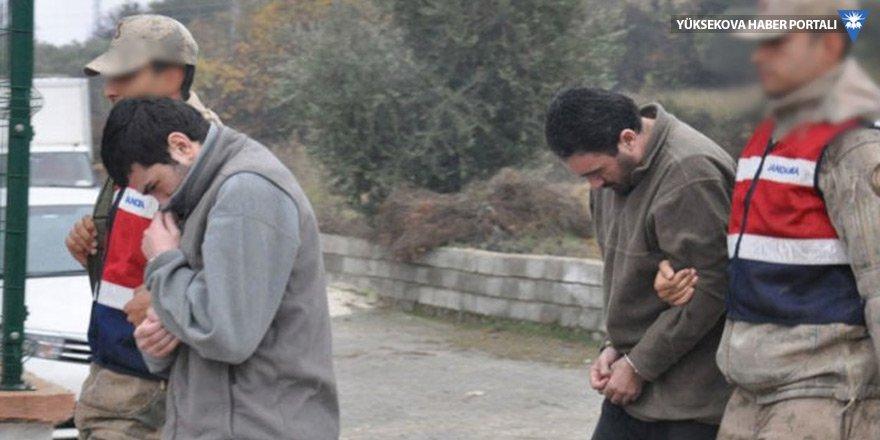 IŞİD üyesi iki kardeş Hatay sınırında yakalandı