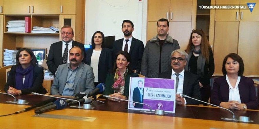 HDP milletvekillerinin TBMM'deki açlık grevi sona erdi