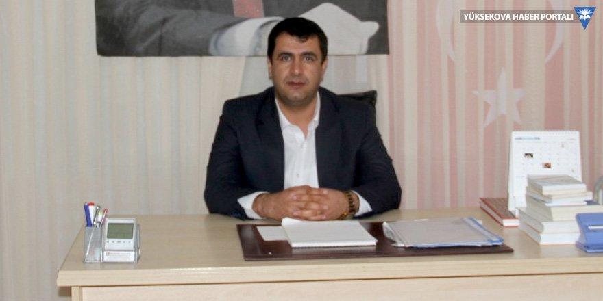 AK Parti Şemdinli ilçe başkanlığına Fahri Şakar atandı