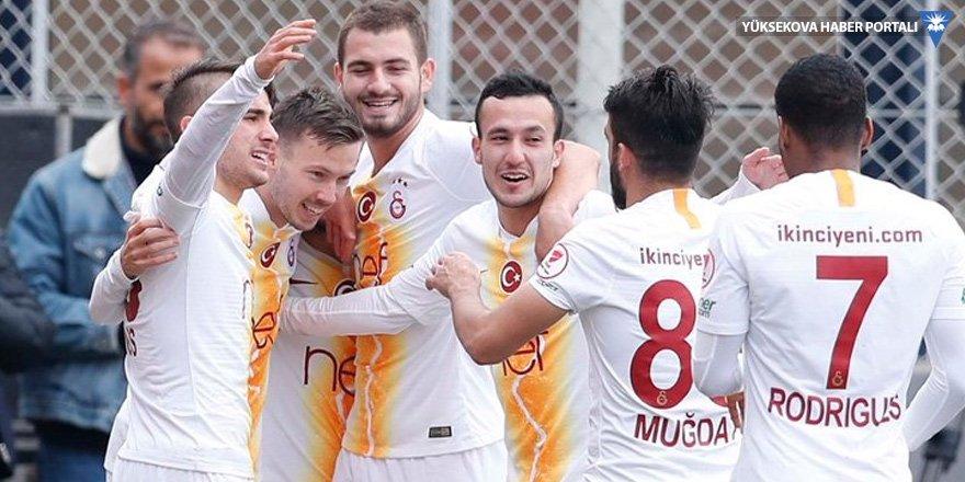 Keçiörengücü: 1 - Galatasaray: 2