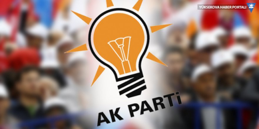 AK Parti Siirt İl Başkanı istifa etti