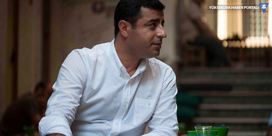 Demirtaş'ın fotoğrafını paylaşan avukata soruşturma