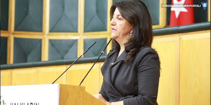 Buldan: Demokrasi güçleri Tamam derse CHP-İYİ Parti adayını destekleyebiliriz