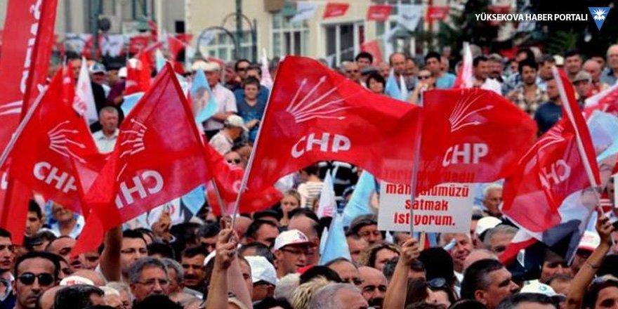 CHP'de 17 ilin adayları açıklandı