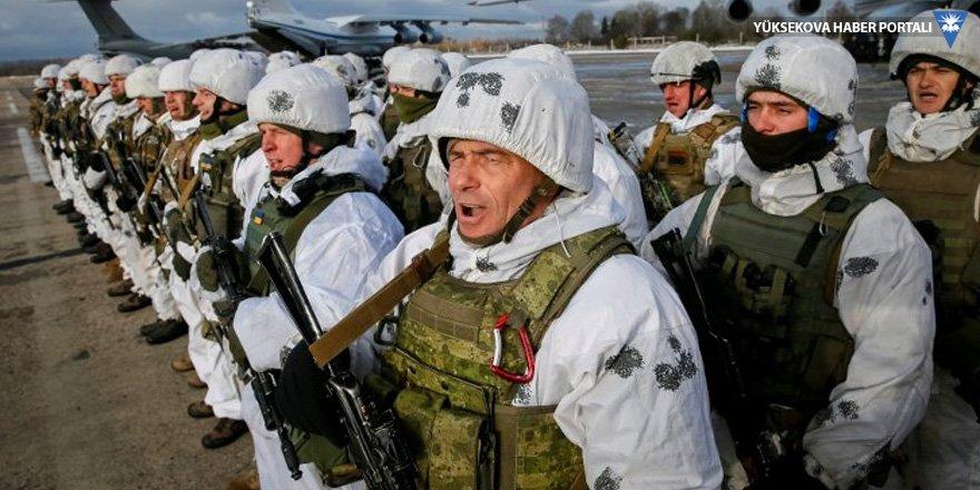 Ukrayna sınır birliklerine uyarı yapmadan ateş açma yetkisi