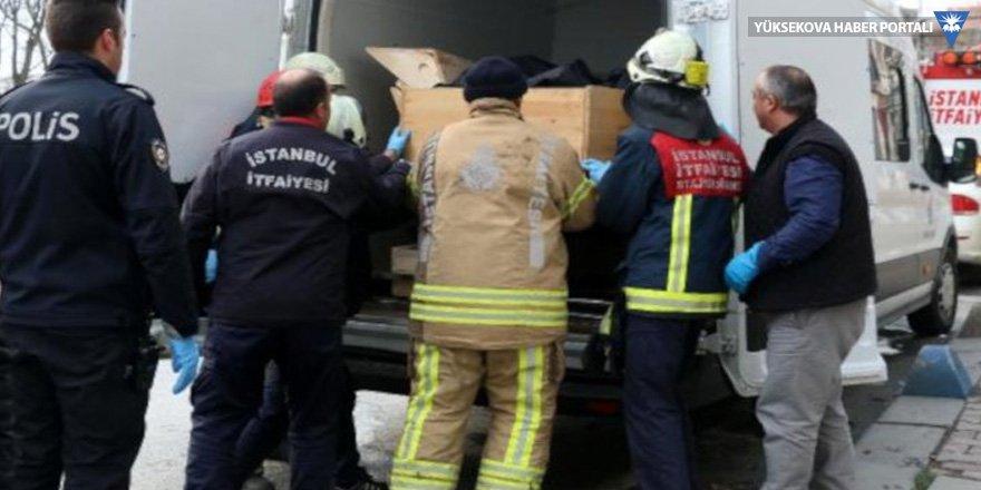 Beyoğlu'nda yangın: 2 kişi hayatını kaybetti
