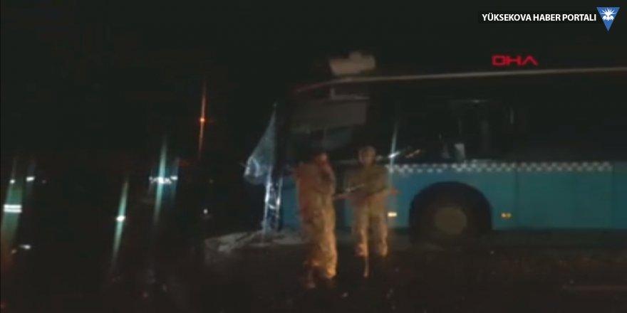 Diyarbakır'da otobüs ve kamyon çarpıştı