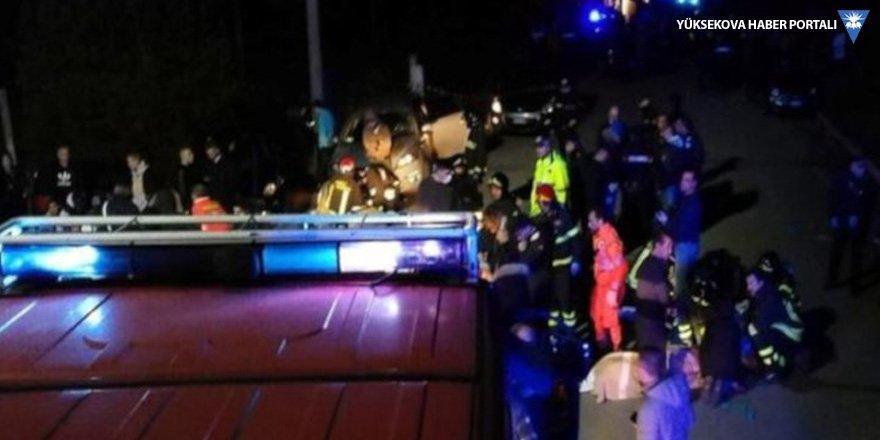İtalya'da gece kulübünde izdiham: 6 ölü 100 yaralı