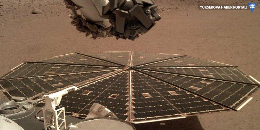 NASA Mars rüzgarının sesini yayınladı