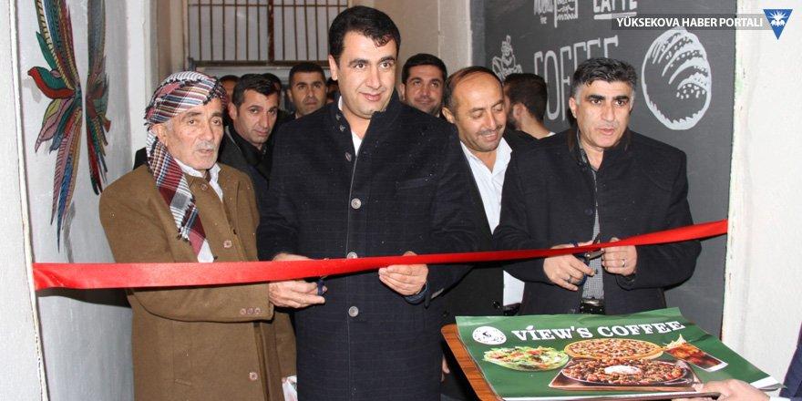 Şemdinli'de yeni bir iş yeri açıldı