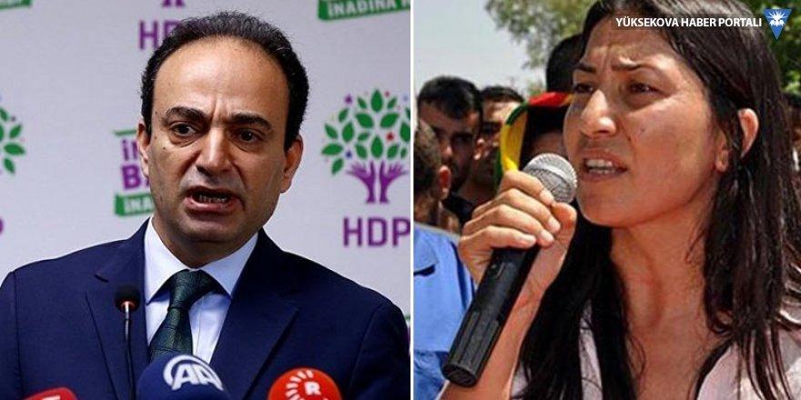 Osman Baydemir ve Leyla Birlik'e hapis cezası