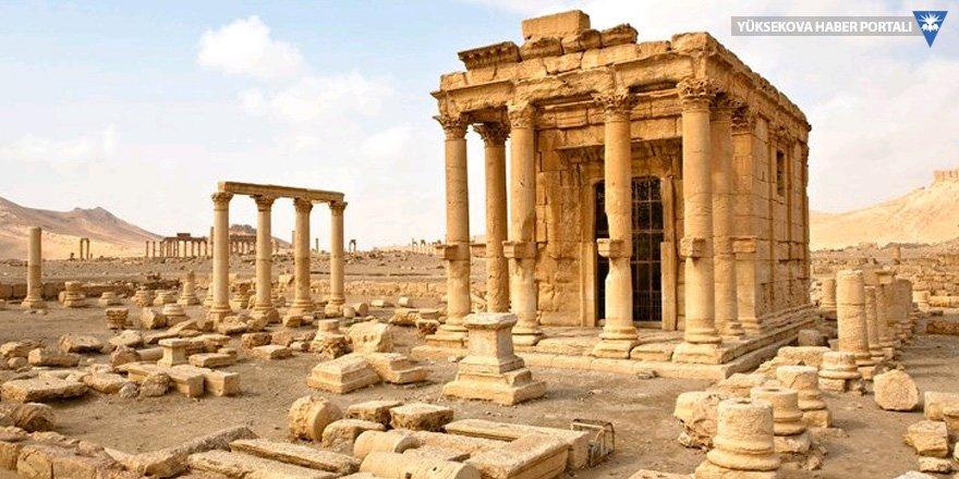 Suriye'den Türkiye'ye 'arkeolojik kınama'