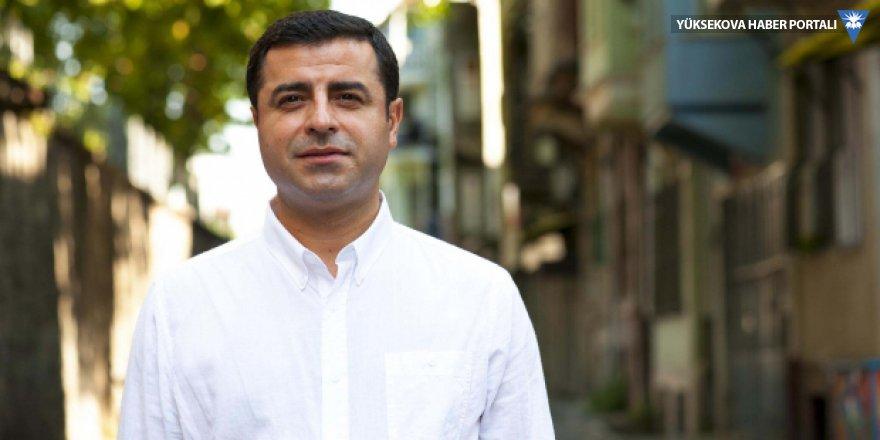 Demirtaş'a 'Siyasi Cesaret' ödülü