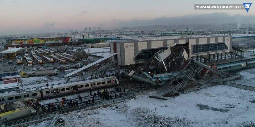 YHT, kılavuz trene çarptı: 7 ölü, 46 yaralı