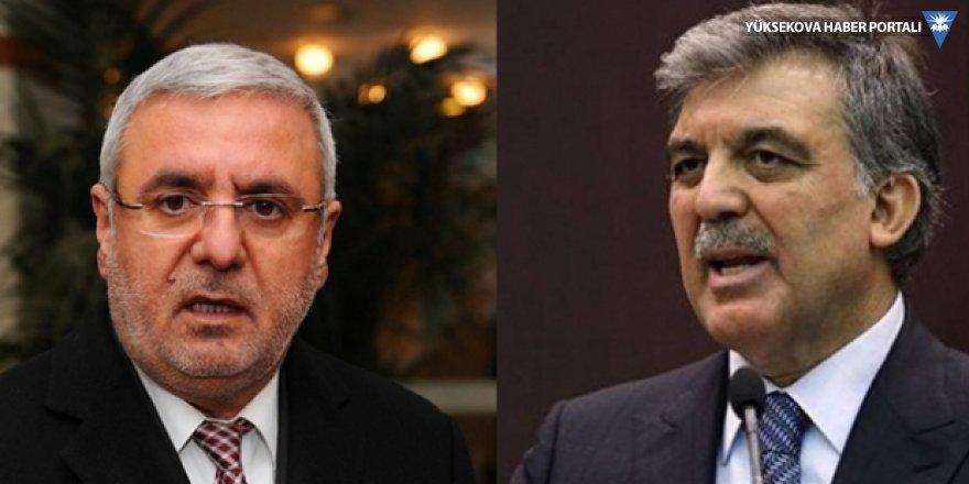 AK Parti'li Metiner'den Abdullah Gül'e: Eski AK Partili, yanlış yoldasın