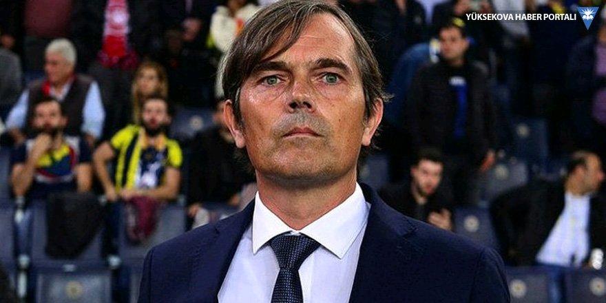 Fenerbahçe, Cocu'nun sözleşmesini feshetti