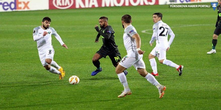 Beşiktaş: 0 - Malmö: 1