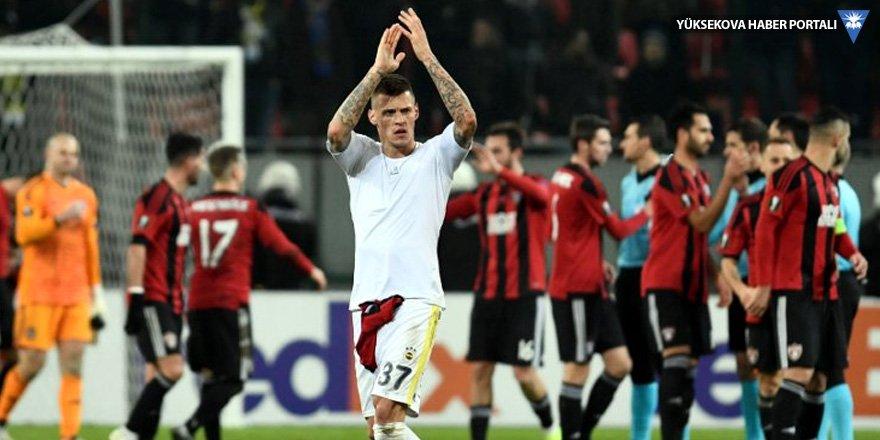 Spartak Trnava 1 - 0 Fenerbahçe
