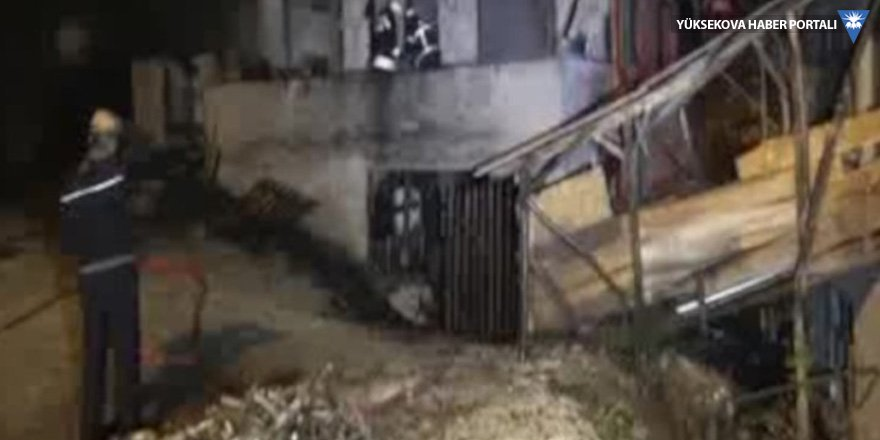 Düzce'de yangın: 3 çocuk yaşamını yitirdi