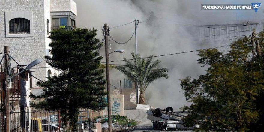 Ramallah üç gündür abluka altında