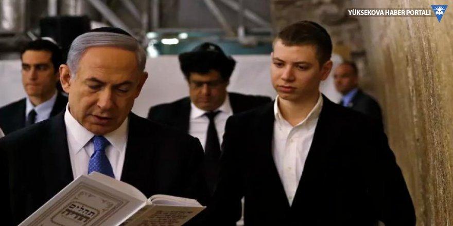Oğul Netanyahu: Müslümanlar gitsin