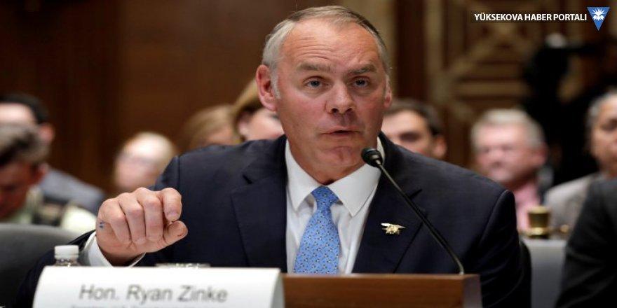 Türkiye tatili soruşturulan ABD İçişleri Bakanı Zinke görevden ayrılıyor