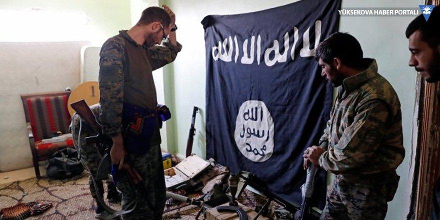 Irak'ta tünele saklanan IŞİD'ciler yakalandı