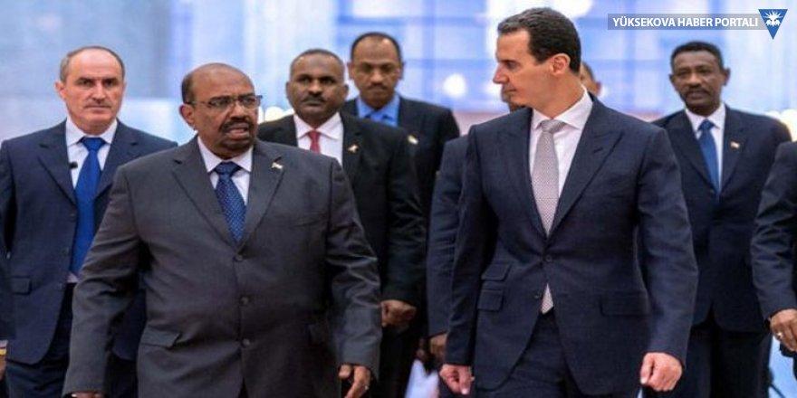 Yedi yıl sonra Şam'ı ziyaret eden ilk Arap lider