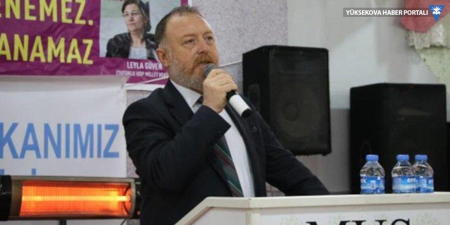 Temelli: Bütün Türkiye'yi kayyım utancından kurtaracağız