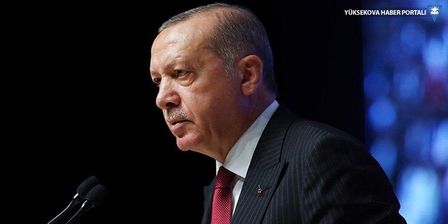 Erdoğan'dan Fırat'ın doğusuna harekat askıda mesajı