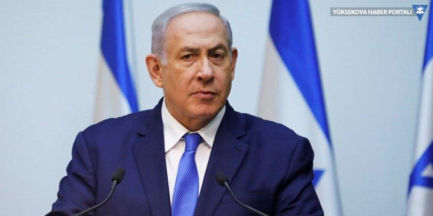 Netanyahu harekat için 'istila' dedi