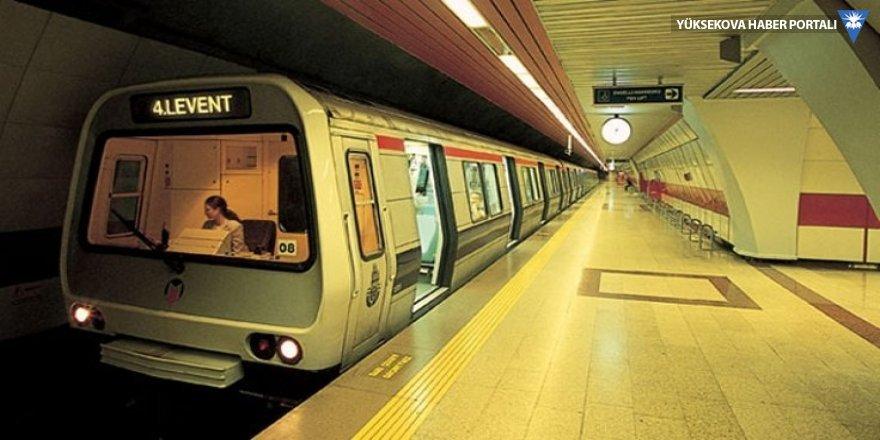 İstanbul'da metro arızası eziyeti